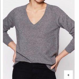 Equipment cashmere v neck sweater